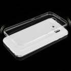 Protective TPU Back Case for Samsung S6 EDGE - Transparent