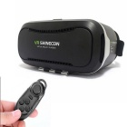 "Shinecon 2.0 Virtual Reality 3D Glasses w/ BT Control for 4.5~6"" Phone"