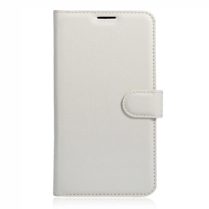 Protective PU Leather Wallet Cases w/ Card Slots for Elephone P9000Leather Cases<br>Form  ColorWhiteModelN/AMaterialPU + soft shellQuantity1 DX.PCM.Model.AttributeModel.UnitShade Of ColorWhiteCompatible ModelsElephone p9000FeaturesShock-proof,Holder functionPacking List1 * Wallet Case<br>