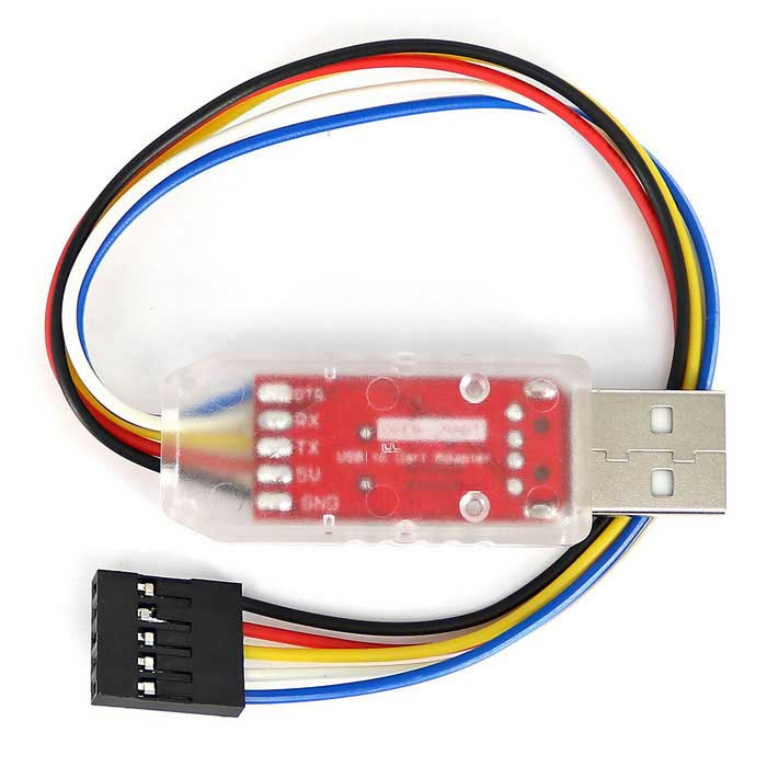 Ch g usb to uart ttl serial adapter module for arduino