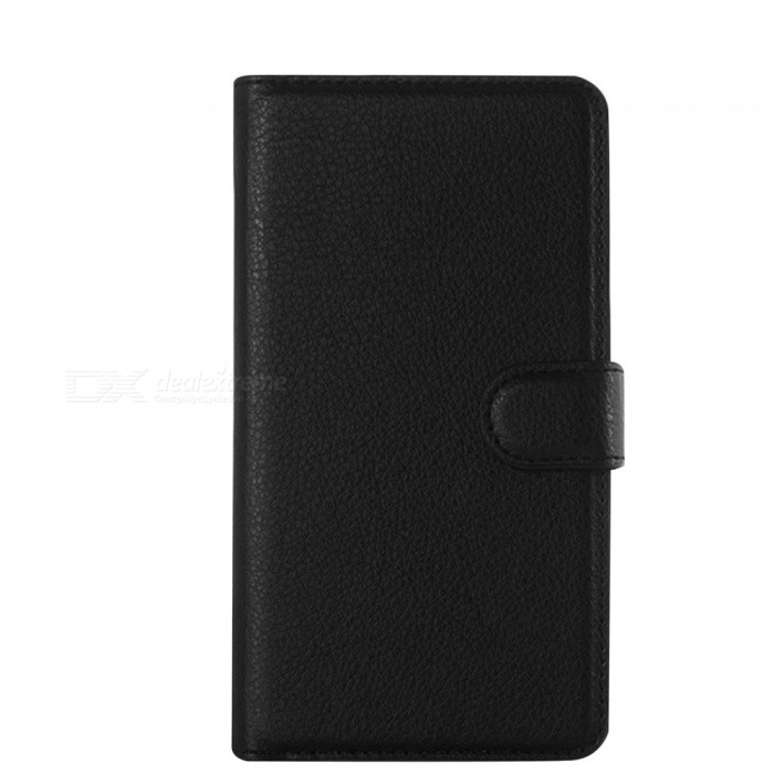 Protective PU Leather Case Cover w/ Card Slots for Xiaomi Redmi Note 3Leather Cases<br>Form ColorBlackModelN/AMaterialPU + ABSQuantity1 DX.PCM.Model.AttributeModel.UnitShade Of ColorBlackCompatible ModelsRedmi note 3Packing List1 * Case<br>