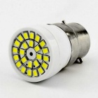 HONSCO B22 3W 200lm Cold White Light 24-2835 SMD LED Bulb (AC 110V)
