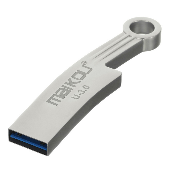 Maikou U3005 Креативный High Speed ​​USB 3.0 Flash Drive - Silver (16GB)
