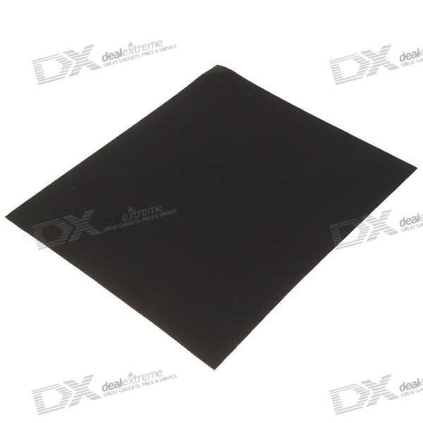 P150 Sandpaper Sheets - Medium (20-Piece Pack)