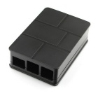 ABS Enclosure Case for Raspberry Pi 3 Model B - Black