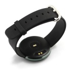 "S6 0.66"" OLED Bluetooth V4.0 Smart Bracelet - Black"