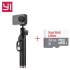 "Xiaomi Yi II Wi-Fi 4K 2.19"" TFT Touch Sports Camera + 32GB TF - Black"