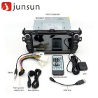 "Junsun 8 ""Android 4.4 Car Radio Player + Rússia Mapa - Black"