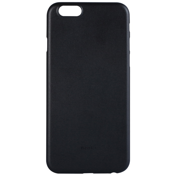 Benks 0.4mm ultra-delgado PP caso trasero para iphone 6 / 6s - negro