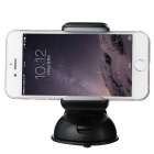 Benks Car Mount for Mobile Phone w/ Firmly Silicon Sucker Base - Black