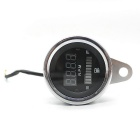 12V Motorcycle LED Digital Display Fuel Gauge Tachometer Combo Meter