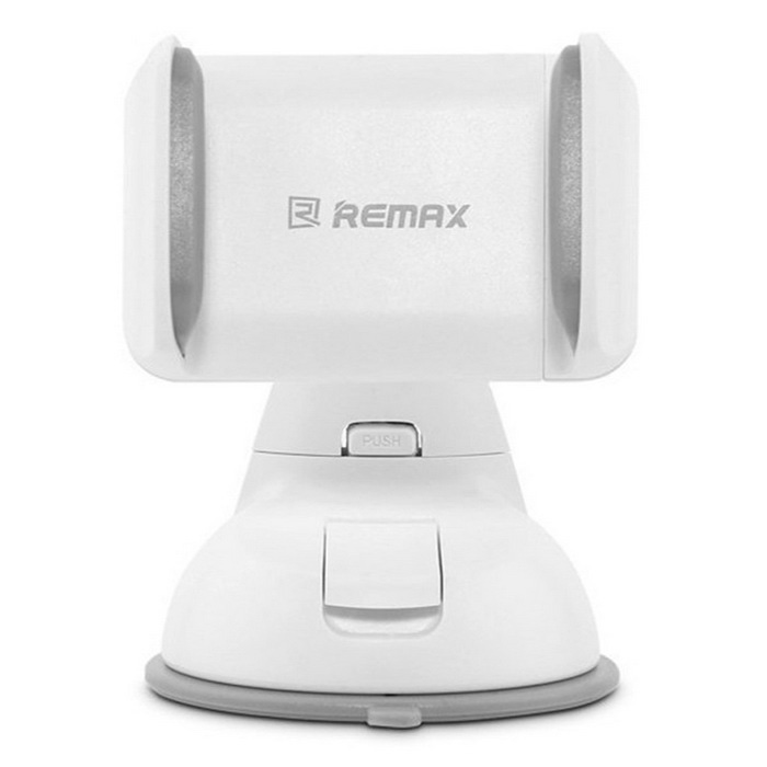 Remax RM-C06 360' Rotating Stand for Cellphone / GPS - Grey + White
