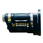 Children 80X Handheld Biological Microscope w/ LED Light - Deep Blue