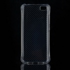 Polka Dot Pattern Protective TPU Back Case for Xiaomi 5 - Transparent
