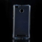 Polka Dot Pattern Protective TPU Back Case for Xiaomi 3 - Transparent