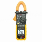 PEAKMETER MS2008A Auto/Manual AC Digital Clamp Meter - Orange