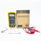 PEAKMETER PM8233E Auto Digital-Multimeter w / Temperaturtest