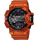 Casio G-Shock GBA400-4B G-Mix Montre Analogique Bluetooth Analogique - Orange