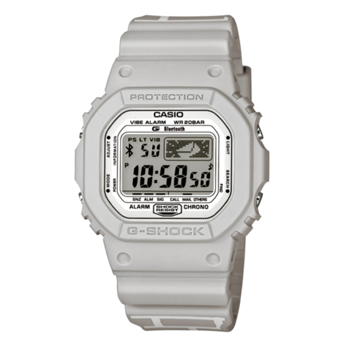 Casio G-Shock GB5600B-K8 Mens Watch - Grigio