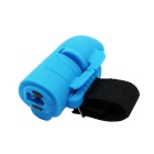 JD01 2.4G sem fio Dedo Optical Mouse Transmitter - azul + preto