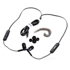 Jabees Bluetooth V4.0 In-ear Stereo Sports Earphone - Black