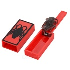 Magic Cockroach Box - Red + Black