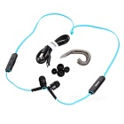 Jabees Bluetooth V4.0 In-ear Stereo Sports Earphone - Blue
