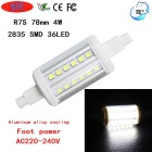 JRLED 360 Degree Beam Angle LED Corn Bulb Lamp Cool White Light