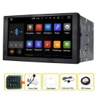 "Joyous J-3862 Quad-Core Android 5.1.1 7"" Car Radio w/ GPS, BT, AUX"