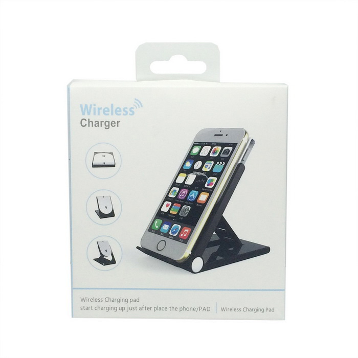 q11 qi chargeur sans fil pad w support pour t l phone. Black Bedroom Furniture Sets. Home Design Ideas