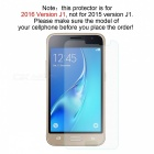 Hat-Prince 9H 2.5D Tempered Glass Protector for Samsung Galaxy J1 2016