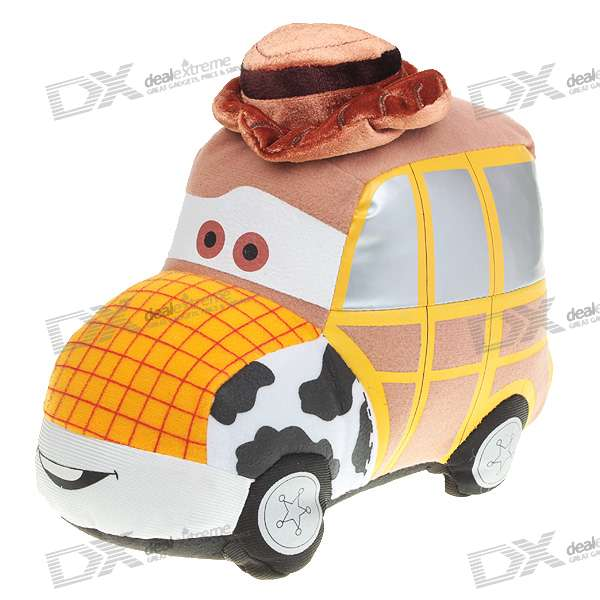 Toy Story Woody Car Doll Toy