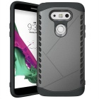 Protective TPU Back Case for LG G5 - Dark Grey