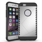Protective TPU Back Case for iPhone 6 / 6S - Silver