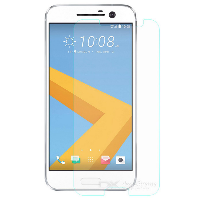 Hat-Prince Explosion-Proof Tempered Glass Protector for HTC One M10