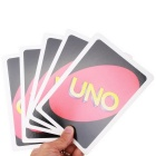 UNO Super Padded Card Game Playing Card - Rouge