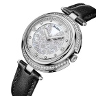 BUREI 700201 Women's Rhinestones Decorated Quartz Analog Wrist Watch