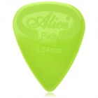 Plastic Guitar/Bass Picks (24-Piece/Color Assorted)