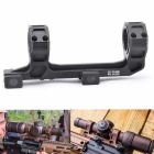 Tactical 25 mm / 30 milímetros Scope Mount - Black