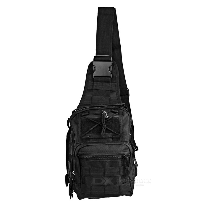 CTSmart BL050 Mini Tactical Sling & Messenger Bag - Negro