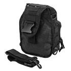 CTSmart BL050 Mini Tactical Sling & Messenger Bag - Black