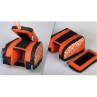 "ROSWHEEL Bike Top Tube Bag w/ 5.5"" Phone Case - Orange (2.8L)"