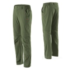 NatureHike Men's Two-Section Detachable Pants - Army Green (XXL)