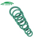 CARKING Car HNBR Air Condition Seal O Ring Set w/ Storage Case - Green