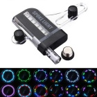 YouOKLight 14-LED Motorcycle Bike Wheel Signal Light 30 Changes