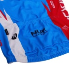 NUCKILY Mountain Bike kvinnors kortärmad Jersey + Short Pants Suit