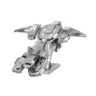 DIY 3D Puzzle Assembled Model Toy Pelican - Silver
