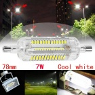 JRLED R7S 7W LED Bulb Lamps Cool White Light 105 SMD (2PCS)