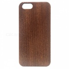 Wood + PC Back Case Cover for IPHONE 6 / 6S - Brownish Red
