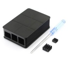 Audio / Video Media Center Kit pro Raspberry Pi 3 - Black